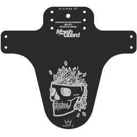 Peaty's MarshGuard Front Fender, czarny/szary